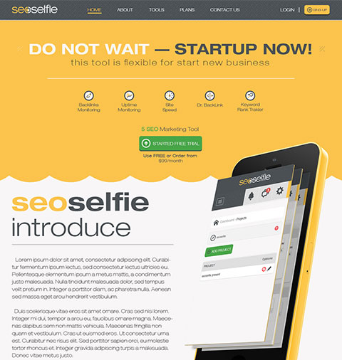 Website by Seoselfie platform - Seo tools for rapid monitoring and analysis
